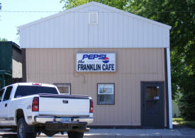 Franklin Cafe, Franklin Minnesota