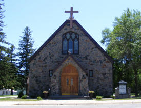 St. Luke's Lutheran Church, Franklin Minnesota