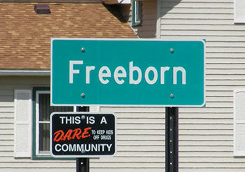 Welcome to Freeborn Minnesota!
