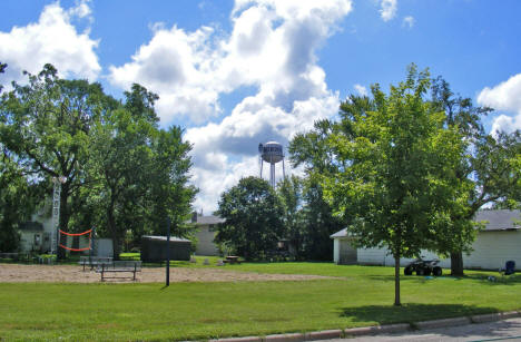 Park and Water Tower, Freeborn Minnesota, 2010