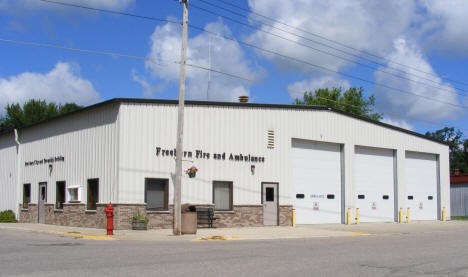 Freeborn City and Township Building, Freeborn Minnesota, 2010