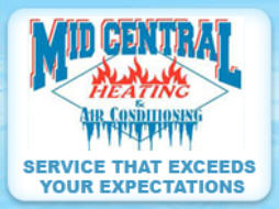 Mid Central Heating & Air Conditioning, Freeport Minnesota