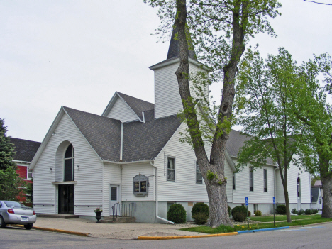 United Lutheran Church, Frost Minnesota, 2014