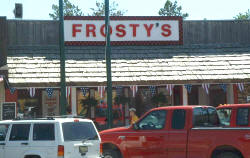 Frosty's in Longville Minnesota