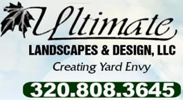 Ultimate Landscapes and Design, Garfield Minnesota
