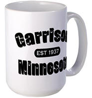 Garrison Established 1937 Large Mug