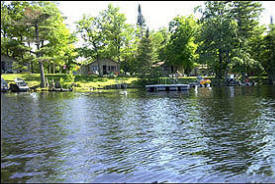 Camp Holiday Resort & Campground, Garrison Minnesota