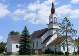Gary Lutheran Church, Gary Minnesota
