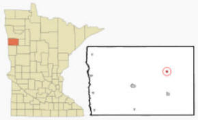 Location of Gary, Minnesota