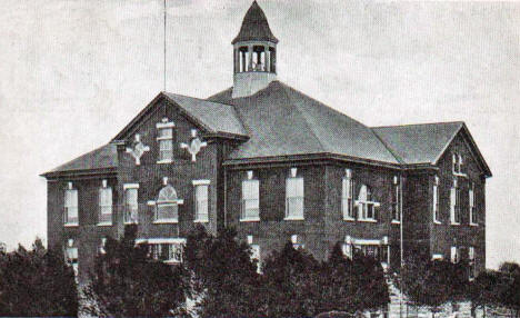 High School, Gaylord Minnesota, 1911