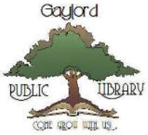 Gaylord Public Library, Gaylord Minnesota