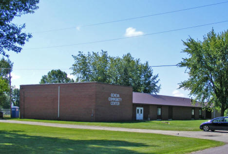 Community Center, Geneva Minnesota, 2010