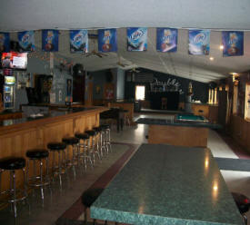 Double Deuce Bar and Grill, Genola Minnesota