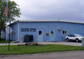 US Post Office, Georgetown Minnesota