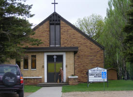 St. John's Catholic Church, Georgetown Minnesota