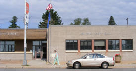 Gilbert City Hall, Gilbert Minnesota
