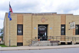 Gilbert Public Library and Community Center, Gilbert Minnesota