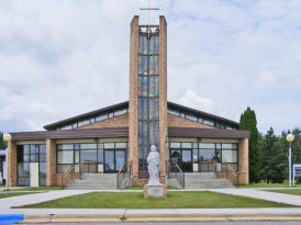 St. Joseph's Catholic Church, Gilbert Minnesota