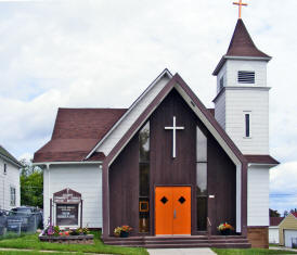 United Methodist Community Church, Gilbert Minnesota