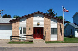 Gilman City Hall, Gilman Minnesota