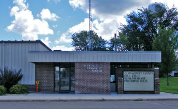 Glenville City Hall, Glenville Minnesota