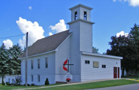 Glenville United Methodist Church, Glenville Minnesota