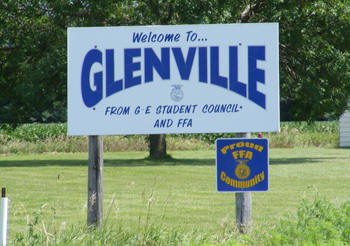 Welcome to Glenville Minnesota!