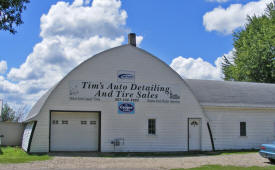 Tim's Detail Shop, Glenville Minnesota