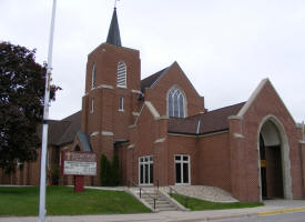 Sacred Heart Catholic Church, Glenwood Minnesota