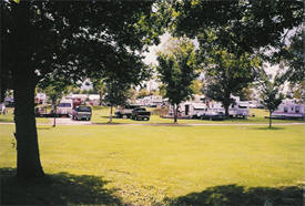 Pelican RV Resort, Glenwood Minnesota