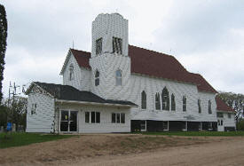 Barsness Lutheran Church, Glenwood Minnesota
