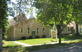 Calvary Lutheran Church, Glenwood Minnesota