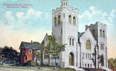 Congregational Church, Glenwood Minnesota, 1913
