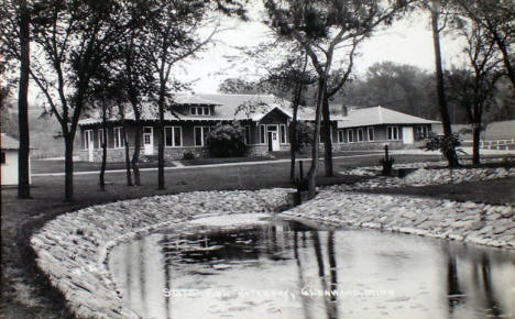 State Fish Hatchery, Glenwood Minnesota, 1950's