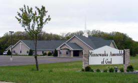 Minnewaska Assembly Of God, Glenwood Minnesota