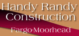 Handy Randy Construction, Glyndon Minnesota