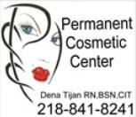 Permanent Cosmetic Center, Glyndon Minnesota