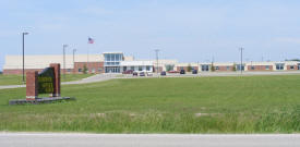 Clearbrook Gonvick School, Clearbrook Minnesota