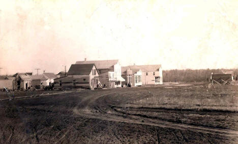General view, Gonvick Minnesota, 1911