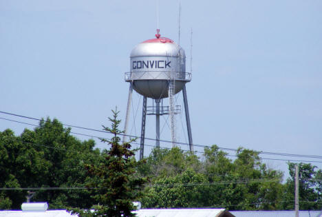 Water Tower, Gonvick Minnesota, 2008