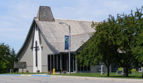 Samhold Lutheran Church, Gonvick Minnesota, 2008