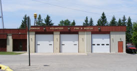 Gonvick Fire Department and Rescue, Gonvick Minnesota