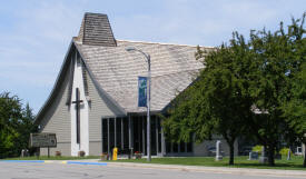 Samhold Lutheran Church, Gonvick Minnesota