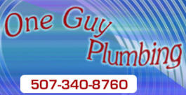 One Guy Plumbing, Good Thunder Minnesota