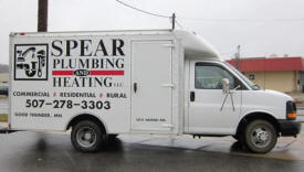 Spear Plumbing and Heating, Good Thunder Minnesota