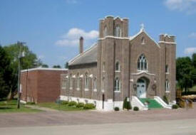 Grace Lutheran Church, Goodhue Minnesota