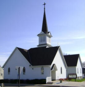 St. Luke Lutheran Church, Goodhue Minnesota