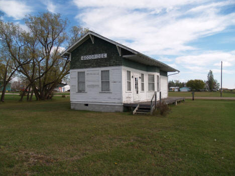 Former Railroad Depot (?), Goodridge Minnesota, 2007