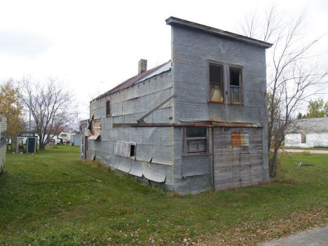 Abandoned building, Goodridge Minnesota, 2007