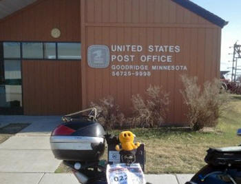 US Post Office, Goodridge Minnesota